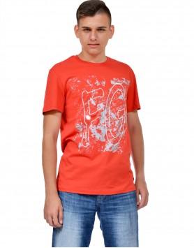 Men's T-Shirt Model 4000 Stamp T05
