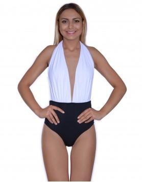 Woman's  One piece Swimsuit Model 9013